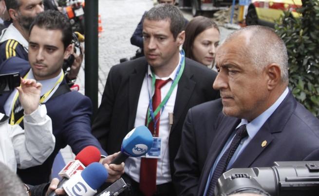 Борисов: С Турция мислим за зона за сигурност в Сирия