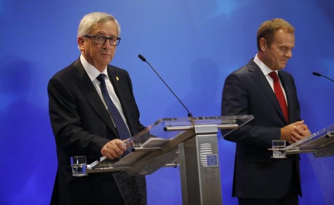 ЕС отпуска милиарди за справяне с миграционната криза