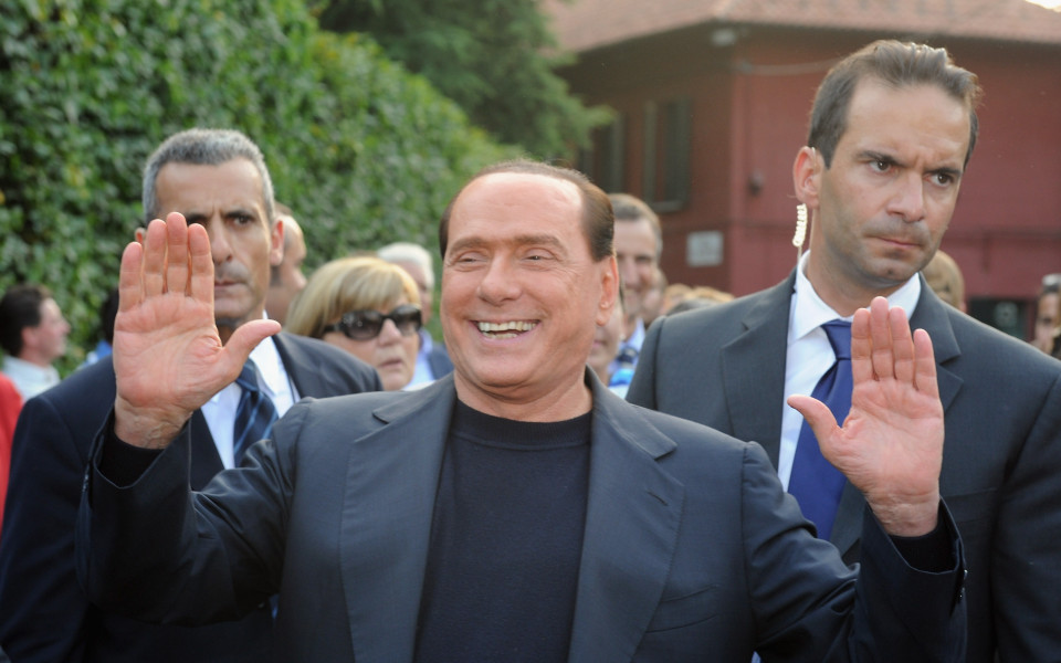 Берлускони не иска повече инвеститори в Милан