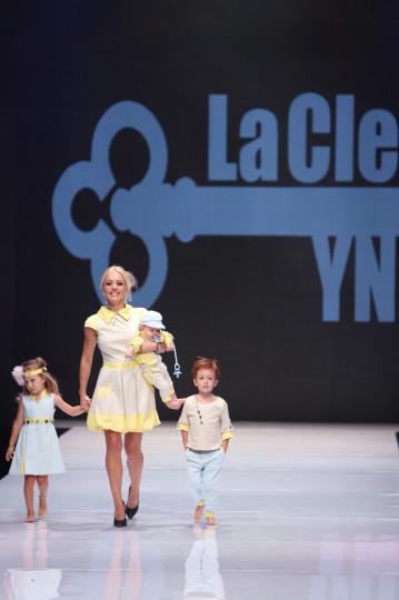 Ревю на модна къща La Cle от Софийската седмица на модата