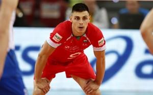 Български национал ще играе в румънския волейболен шампион