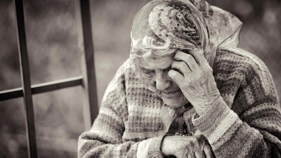 Мизерия и ужас в български старчески дом (видео)