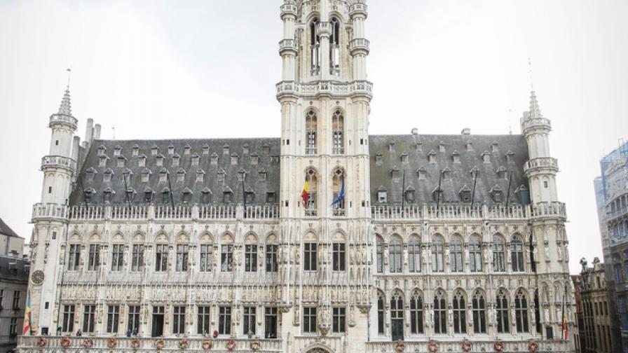 Евакуираха съдебната палата в Брюксел