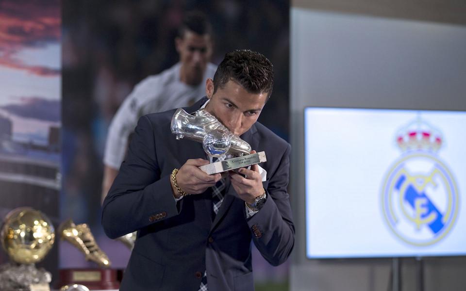 Роналдо ще получи четвъртата си Златната обувка идната седмица