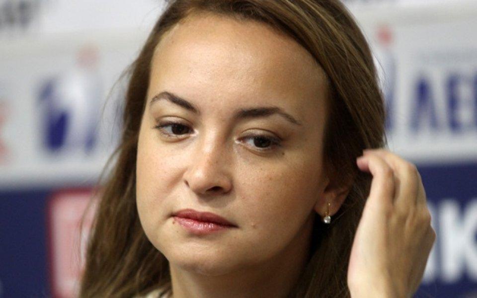 Антоанета Стефанова остава назад след първия ден на световното по блиц