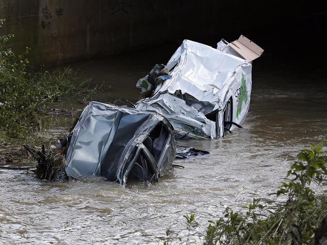 наводнения ривиера кан