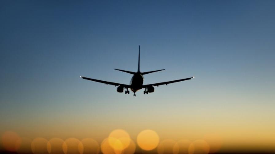 Британски пътнически самолет се разминал с ракета над Египет през август