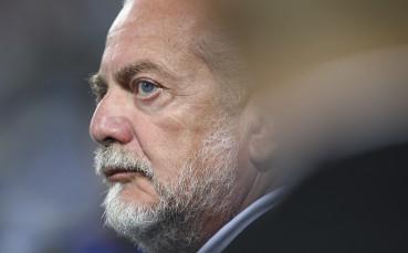 Де Лаурентис: Собственикът на Ливърпул и Рома е един и същ