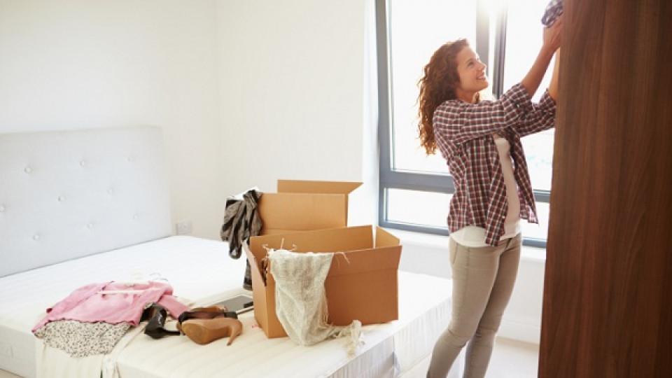 Как да премахнете миризмата на нови мебели