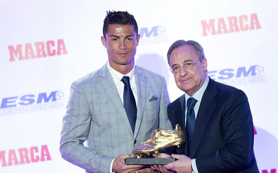 ВИДЕО: Роналдо спечели отново