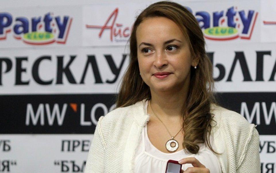 Антоанета Стефанова завърши на втора позиция в крайното класиране на