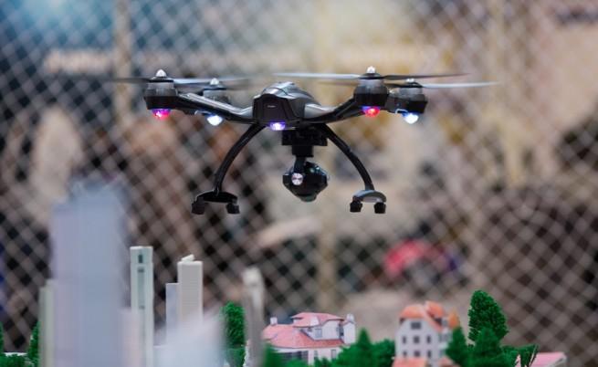 Британци слагат край на свободните дронове