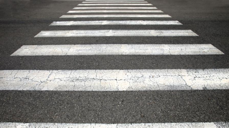 Пиян шофьор блъсна жена на пешеходна пътека във Враца