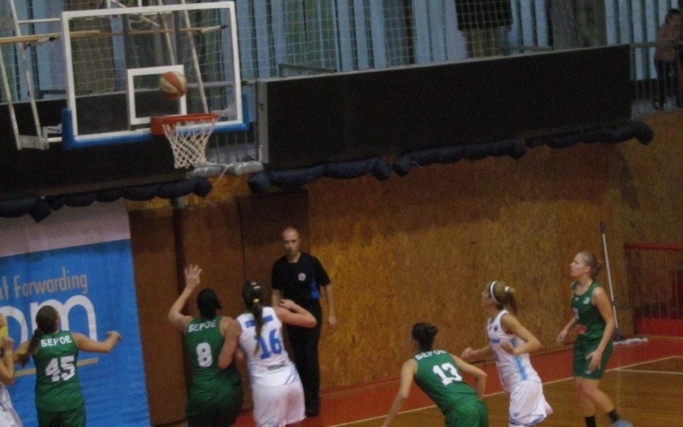 Божков: Дунав радва публиката с бърз баскетбол