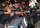 Черна гора обвини руски граждани в тероризъм