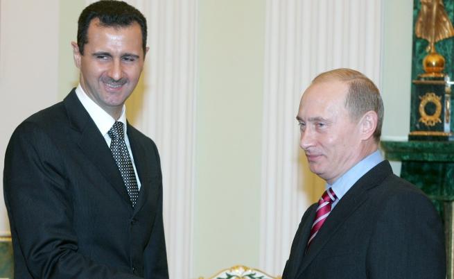 Асад с ново интервю, хвали руснаците