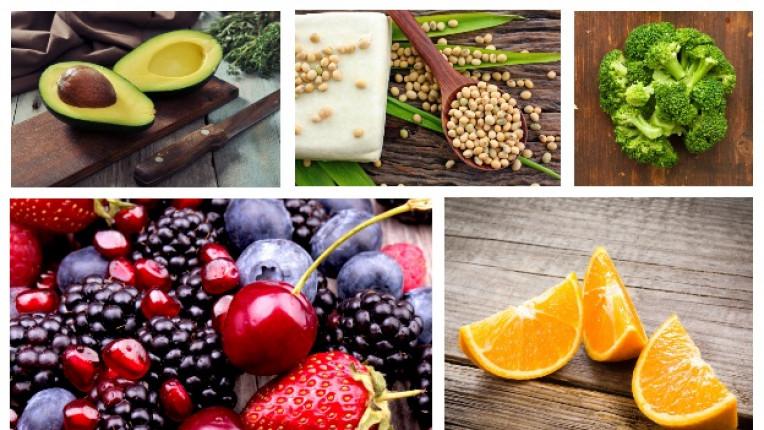 11 плода и зеленчука, които ни помагат в свалянето на килограми