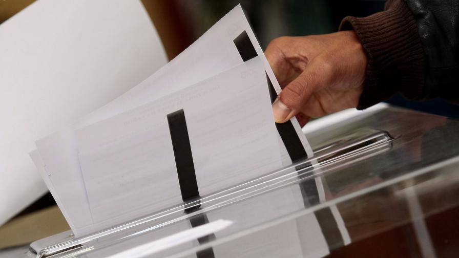 Днес в 11 български селища избират кмет