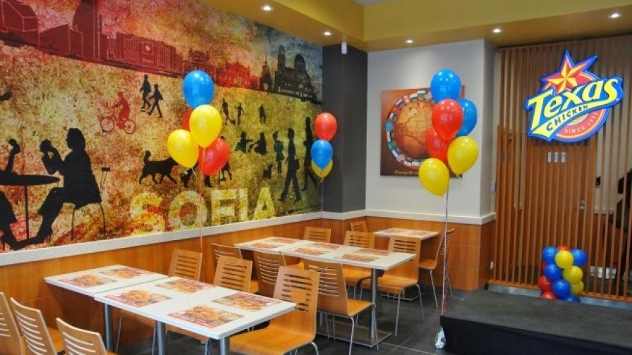 Texas Chicken® отвори два нови ресторанта в България
