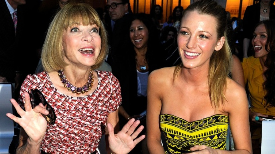 Дори богати и отдадени на модата знаменитости като Ана Уинтър и Блейк Лавли биха били шокирани от цената на чантата