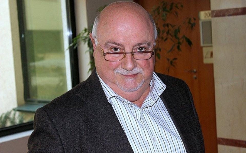 Бившият изпълнителен и финансов директор на Левски - Константин Баждеков,