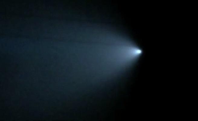 НЛО или ракета – преценете сами