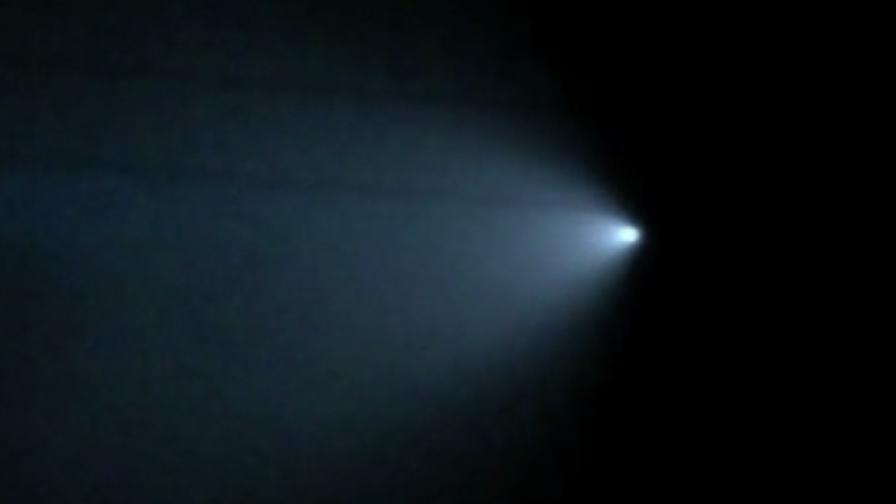 За първи път снимаха НЛО и доказаха връзка със слънцето