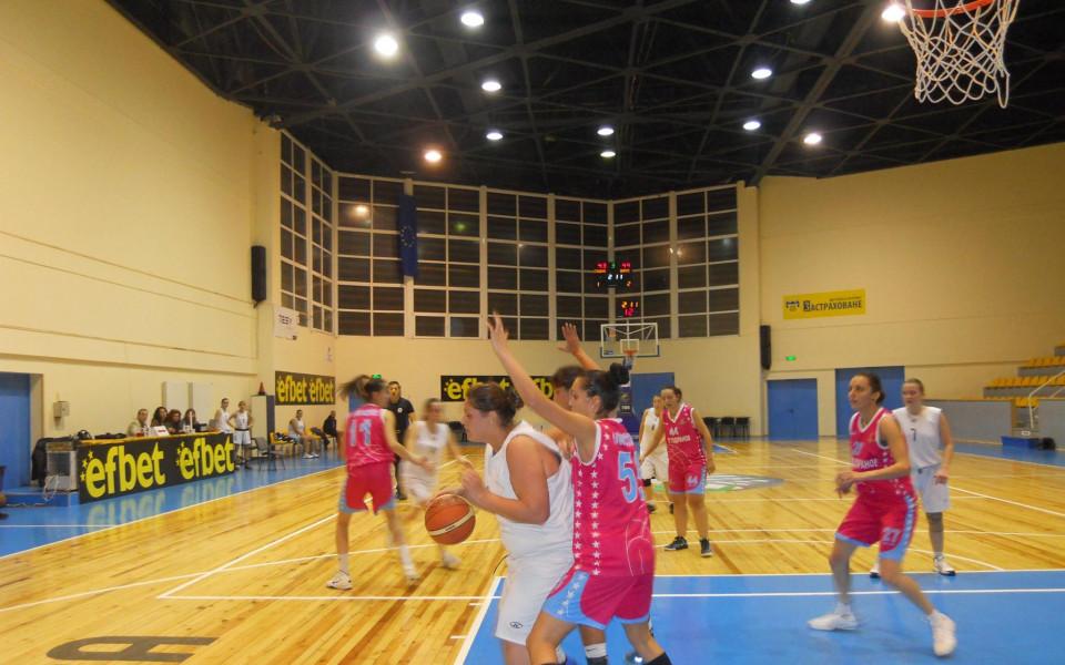 Тежка загуба за Локо Сф при баскетболистите-аматьори