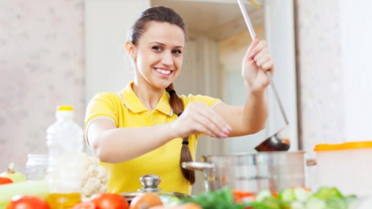 сол храна готвене кухня
