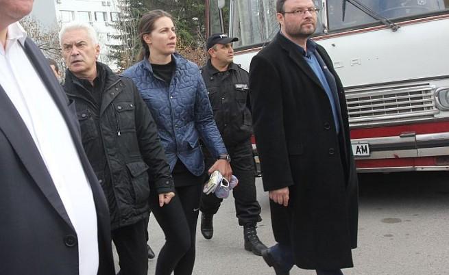 Волен Сидеров е задържан за 72 часа, той обяви гладна стачка в знак на протест