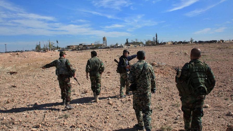 Тотална война срещу Ислямска държава