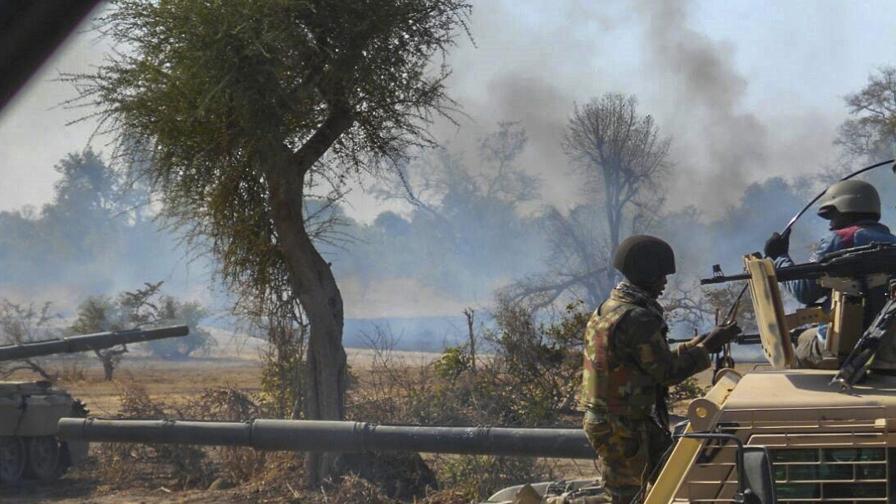 Десетки жертви на взрив в нигерийския град Йола