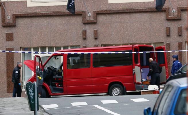 Полицейската операция в Белгия завърши с арести