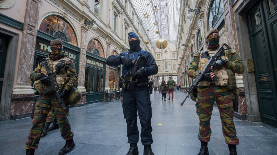 Брюксел няма да празнува Нова година