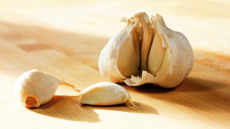 Как се прави: консервиране и съхраняване на чесън