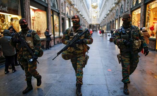 Брюксел постепенно се връща към нормалния начин на живот
