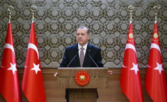 Ердоган: Не знаехме, че самолетът е руски