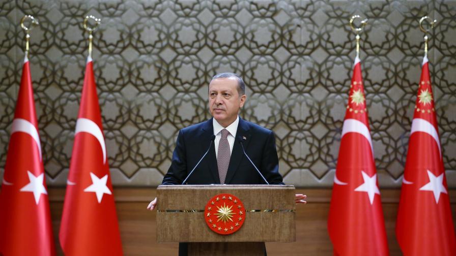 Ердоган – изграждането на султаната