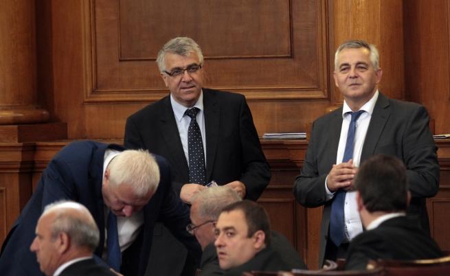 Скандали в парламента за бюджет 2016