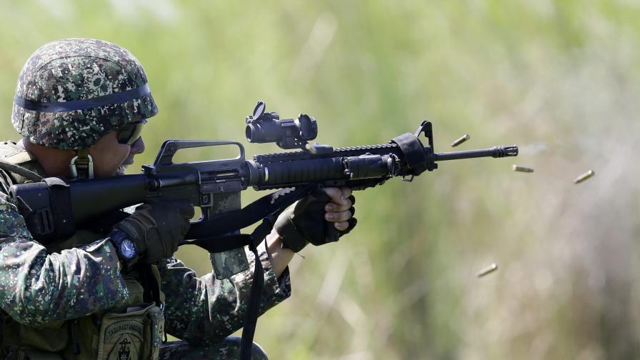 САЩ изпращат специални части срещу Даеш
