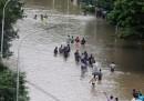 Наводнение в индийския град Ченай