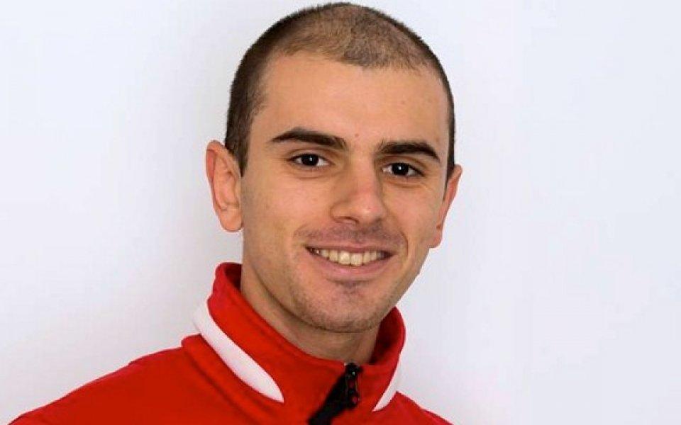 Българинът Владимир Зографски завърши на второ място в открития шампионат