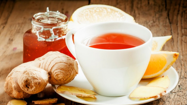 мед джинджифил напитка