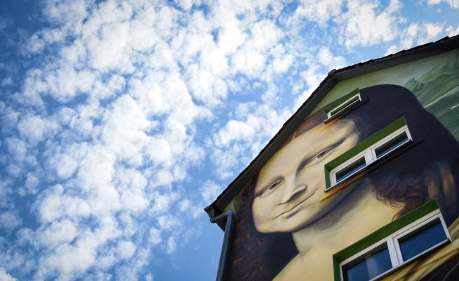 """Френски учен: """"Мона Лиза"""" е друга жена"""