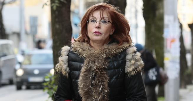 Тръгна делото срещу бившата съдийка Румяна Ченалова. Тя е без