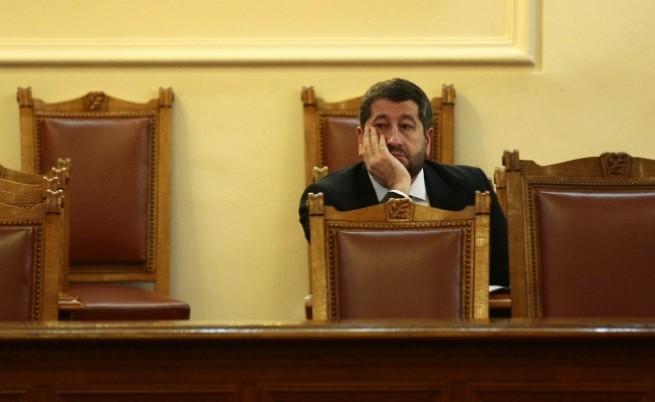 Правосъдният министър Христо Иванов подаде оставка