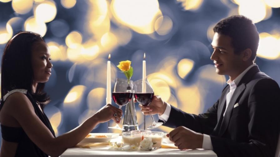 Кой е най-неподходящият ден за романтика