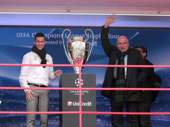 купата шампионска лига уникредит
