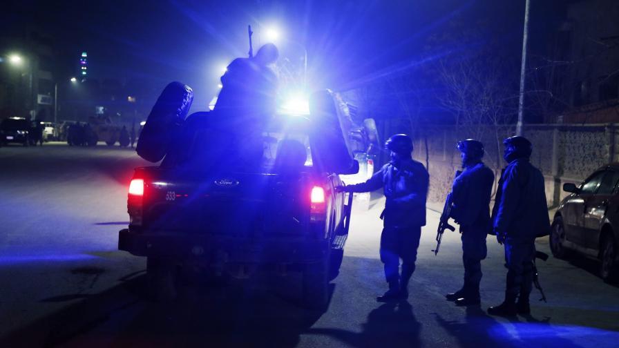 Талибаните поеха отговорност за атаката в Кабул