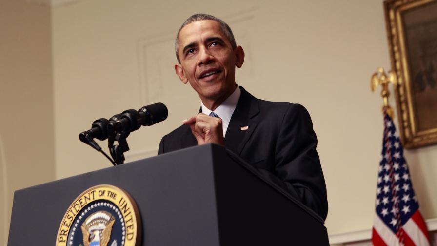 Обама: Най-добрият шанс за спасяване на планетата